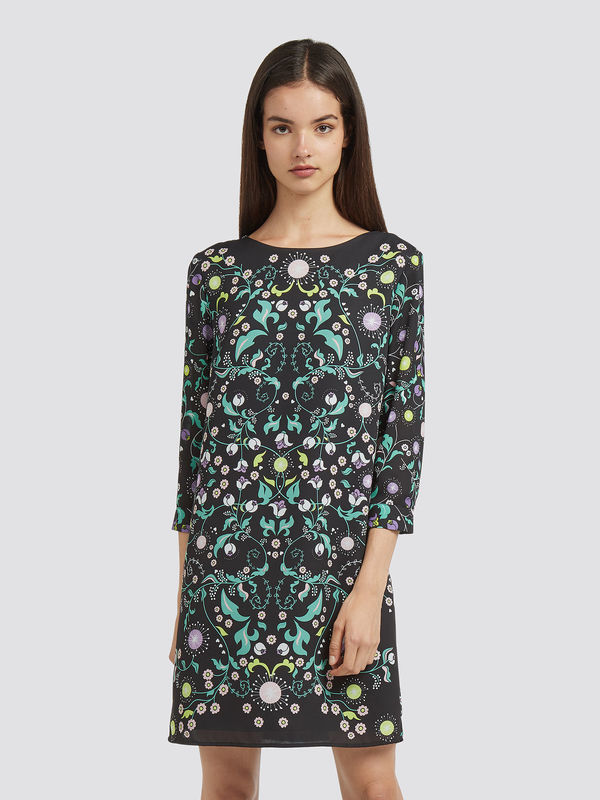 Floral-georgette-dress-with-boat-neck_TRUSSARDI-JEANS_50_01_8057735639137_F