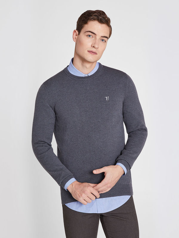 Pullover-with-logo-embroidery_TRUSSARDI-JEANS_50_01_8057735140008_F